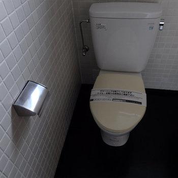 トイレ※写真は同間取り別部屋(7階)です