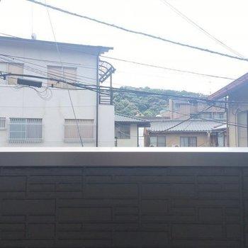 眺望はお家だけれど、、空気が良いです◎ ※写真は別部屋からの撮影です