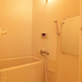 シンプルなお風呂※写真は前回募集時のものです