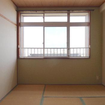 和室の畳は新しい藺草が貼られますよ〜!