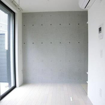 採光◎  ※別階反転間取り別部屋の写真です