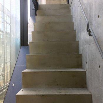 プライベート階段