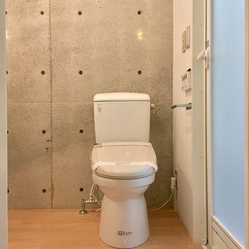 トイレも同じスペースに※写真は前回募集時のものです
