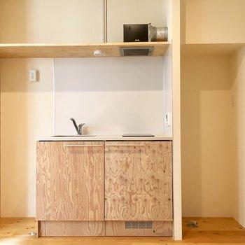 木目キッチン♪※写真は前回募集時のものです。