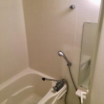 お風呂は暖房・涼風・乾燥機能付き。※写真は前回募集時のものです。