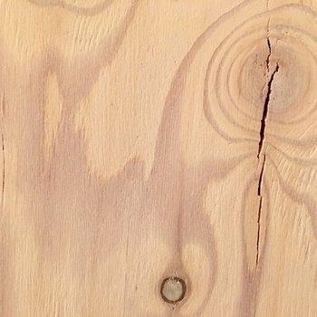 木目のひび割れすら愛おしい。※写真は前回募集時のものです。