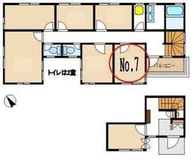 room-ing南青山ハウス の間取り