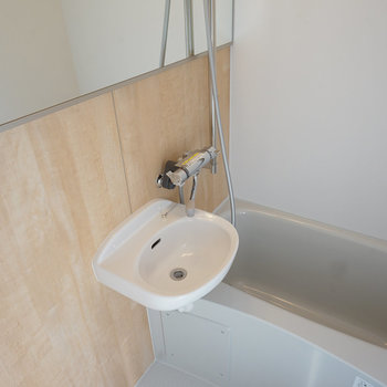 お風呂とてもキレイ!※写真は前回募集時のものです