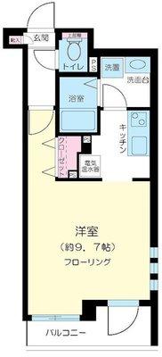 FIRST HOUSE KOIWA の間取り