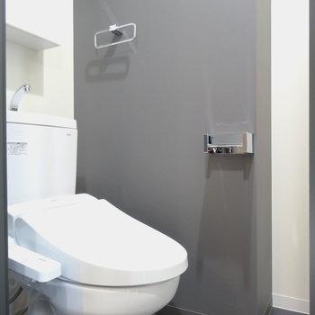 そこはかとなくクールなトイレ