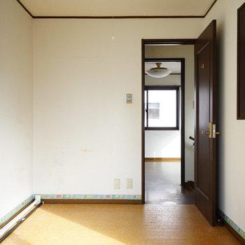 【工事前】3階の5帖洋室