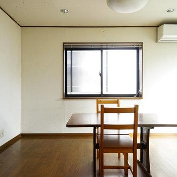 【工事前】2階リビング