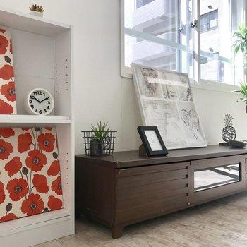 なるほど、こういう家具もありかも