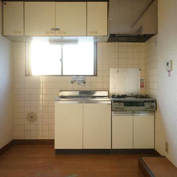 【工事前】キッチンの位置も変わります