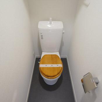 嬉しい独立トイレ!※写真は前回募集時のもの