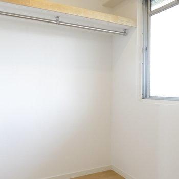 おおきな収納スペースと換気しやすさはピカイチです◎