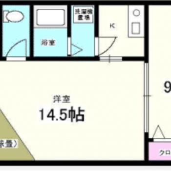 琉球畳のアクセントが素敵なんです。