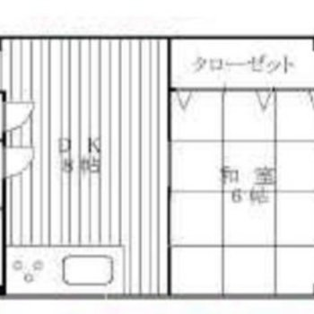 洋室と和室タイプの様です。