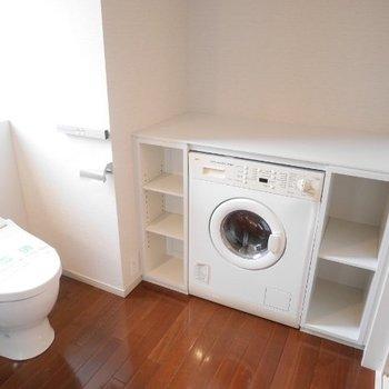 洗濯機あります※写真は別部屋です