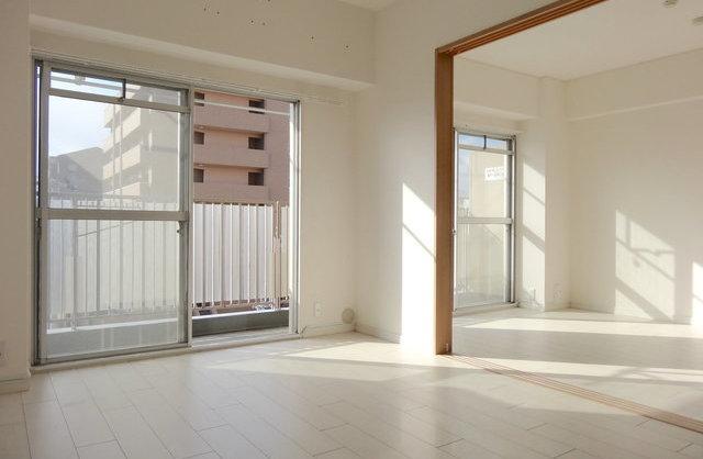 透明なガラスの箱みたいにのお部屋