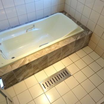 驚愕のお風呂!海外セレブみたい・・・!