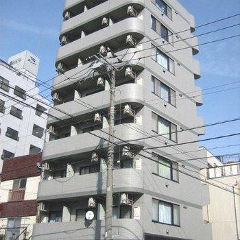 グリフィン横浜・アクティ
