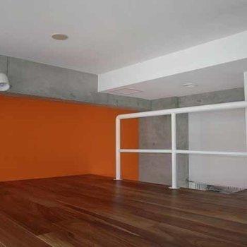 オレンジ色がかわいい※写真は同間取り別部屋です