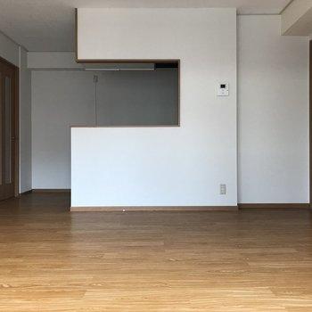 2人暮らしにちょうどいいお部屋です。