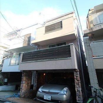 北新宿古屋邸