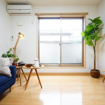 清潔感のあるお部屋です◎※画像は別室です