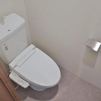 トイレは下の階※写真は前回募集時のもの