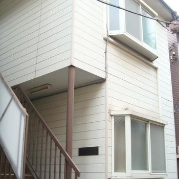 板橋本町6分アパート