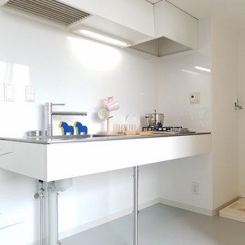 キッチンがあります。
