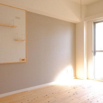 日当たりいいです◎※写真は706号室です