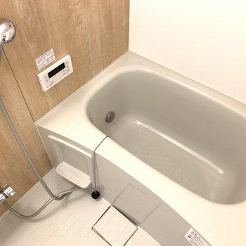 お風呂もゆったり浸かれます