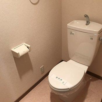 トイレはウォシュレットありません。