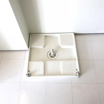 洗濯機は洋室に※写真は前回募集時のものです。