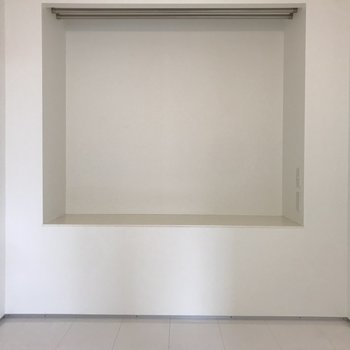 洋室はやっぱりかなり狭いですね※写真は前回募集時のものです。
