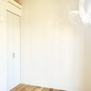 白が基調で優しい雰囲気※写真は前回募集時のものです