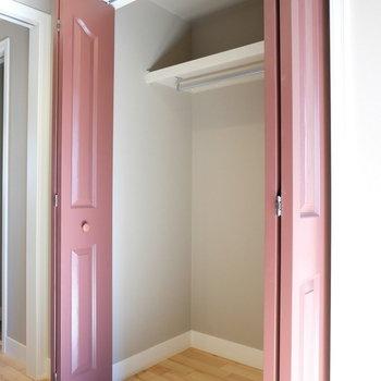 リビングにも!※写真は反転した間取りのお部屋です。