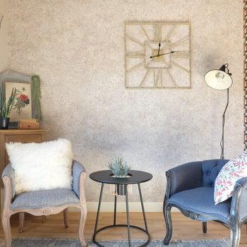 家具を変えたら雰囲気が変わりそう※写真は反転した間取りのお部屋です。