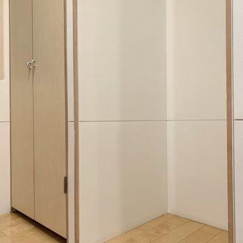 【LDK】隣は冷蔵庫置き場。