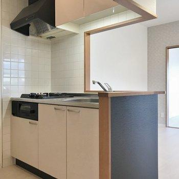 十分なキッチン♪※写真は306号室