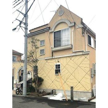 矢川3丁目貸家