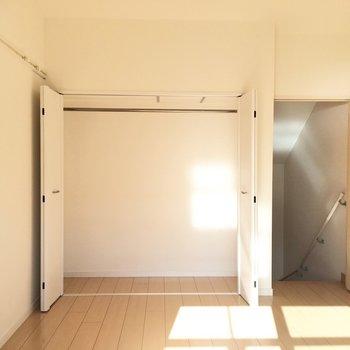 ババンと大容量♪♪※写真は2階の同間取り別部屋です