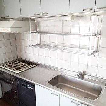 食洗機にオーブンも!