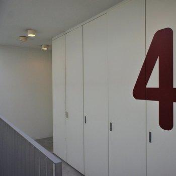 四階! ※写真は別部屋となります