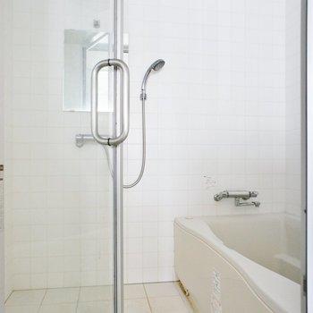 大きめのお風呂 ※写真は別部屋となります