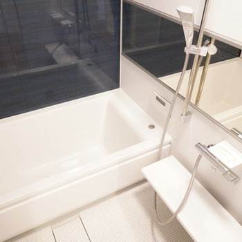 お風呂場の機能、デザインも◎◎◎