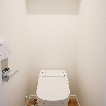 癒やしの個室トイレ〜〜〜